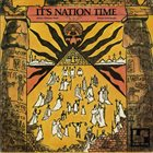 AMIRI BARAKA It's Nation Time - African Visionary Music album cover