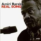 AMIRI BARAKA Real Song album cover