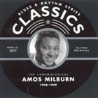 AMOS MILBURN Blues & Rhythm Series: The Chronological Amos Milburn 1948-1949 album cover