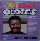 AMOS MILBURN Great Rhythm & Blues Oldies Volume 10 - Amos Milburne album cover