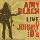 AMY BLACK Live At Johnny D's album cover