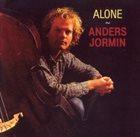 ANDERS JORMIN Alone album cover