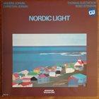 ANDERS JORMIN Anders Jormin, Thomas Gustafson, Bobo Stenson, Christian Jormin : Nordic Light album cover