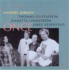 ANDERS JORMIN Once album cover