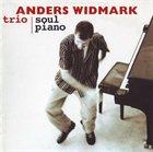 ANDERS WIDMARK Soul Piano album cover