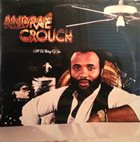 ANDRAÉ CROUCH I'll Be Thinking Of You album cover