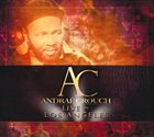 ANDRAÉ CROUCH Live In Los Angeles album cover