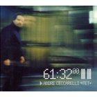 ANDRÉ CECCARELLI 61:32 album cover