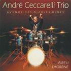 ANDRÉ CECCARELLI Avenue Des Diables Blues album cover