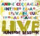 ANDRÉ CECCARELLI Sunside Session Live album cover