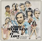ANDRÉ MANOUKIAN So in Love album cover