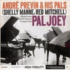 ANDRÉ PREVIN André Previn & His Pals Modern Jazz Performances Of Songs From Pal Joey album cover