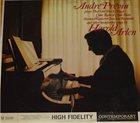 ANDRÉ PREVIN Andre Previn Plays Harold Arlen album cover