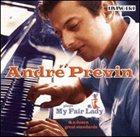 ANDRÉ PREVIN André Previn Plays My Fair Lady & A Dozen Great Standards album cover
