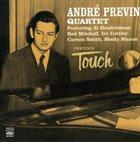 ANDRÉ PREVIN Andre Previn Quartet : Previn's Touch album cover