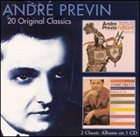 ANDRÉ PREVIN Camelot / Thinking of You album cover