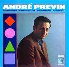 ANDRÉ PREVIN Composer - Arranger - Conductor - Pianist album cover