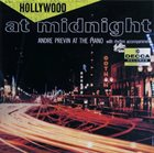 ANDRÉ PREVIN Hollywood At Midnight album cover