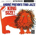 ANDRÉ PREVIN King Size! album cover