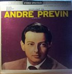 ANDRÉ PREVIN Spotlight On Andre Previn And Michael Grant album cover