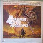 ANDRÉ PREVIN The 4 Horsemen Of The Apocalypse (Original Sound Track) album cover