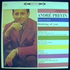 ANDRÉ PREVIN Thinking Of You album cover