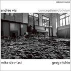 ANDRÉS VIAL conception / oblivion album cover