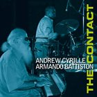 ANDREW CYRILLE Andrew Cyrille & Armando Battiston : The Contact album cover
