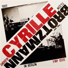 ANDREW CYRILLE Andrew Cyrille Meets Brötzmann In Berlin album cover