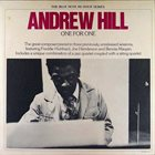 ANDREW HILL One For One album cover