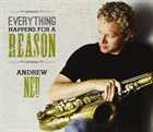 ANDREW NEU Everything Happens for a Reason album cover