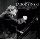 ANDRZEJ JAGODZIŃSKI Koncert Fortepianowy G-moll album cover