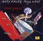 ANDY EMLER Andy Emler Mega Octet : Head Games album cover