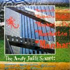 ANDY JAFFE Manhattan Projections album cover