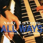 ANDY LAVERNE All Ways album cover