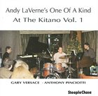 ANDY LAVERNE Andy Laverne at the Kitano, Vol. 1 album cover