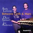 ANDY LAVERNE Between Earth & Mars album cover