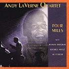 ANDY LAVERNE Four Miles album cover