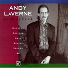 ANDY LAVERNE Live At Maybeck 28 album cover
