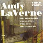 ANDY LAVERNE Plays The Music Of Chick Corea album cover