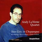 ANDY LAVERNE Stan Getz in Chappaqua album cover