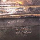 ANDY SCOTT Sax of Gold album cover