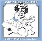 ANDY STEIN (VIOLIN) Doin' Things : A little Like Joe Venuti album cover