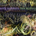 ANDY SUMMERS Andy Summers & Ben Verdery : First You Build A Cloud... album cover
