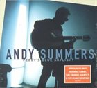 ANDY SUMMERS Peggy's Blue Skylight album cover
