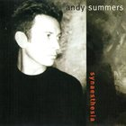 ANDY SUMMERS Synaesthesia album cover
