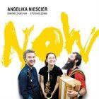 ANGELIKA NIESCIER Angelika Niescier, Simone Zanchini & Stefano Senni : Now album cover