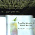ANGELIKA NIESCIER The Poetry of Rhythm album cover