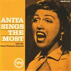 ANITA O'DAY Anita Sings The Most album cover