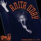 ANITA O'DAY At Vine St. Live album cover